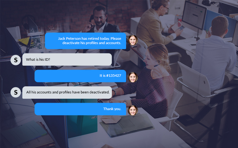 Why integrate AI-powered chatbot with ERP system