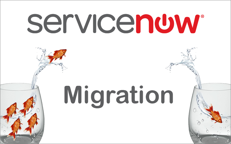Migration to ServiceNow from BMC Remedy