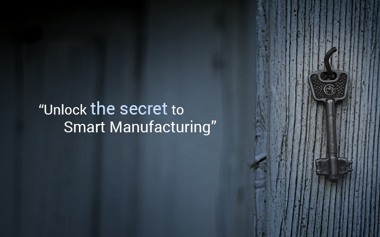 How smart manufacturing solution can make your factory process smarter