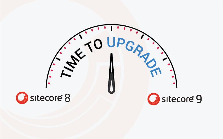 upgrade sitecore 9
