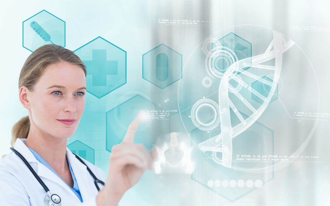 Integrate big data and machine learning for precision medicine