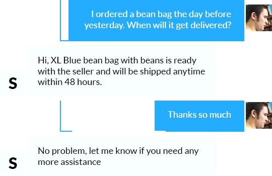 Makes post sales tasks convenient
