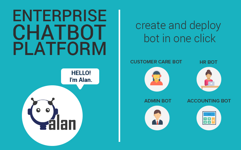 How to build multi-functional bots using our enterprise