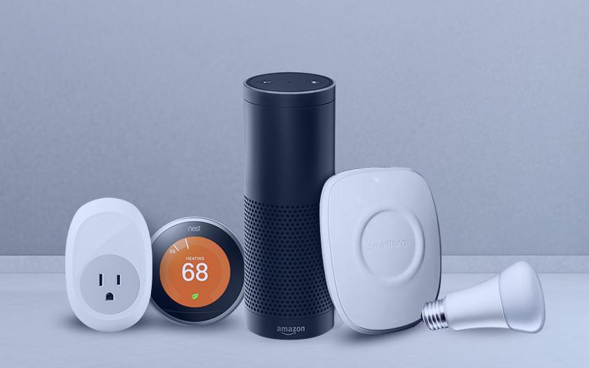 Amazon Alexa Home Automation