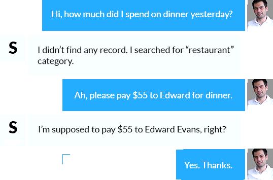 Expense tracker Bot