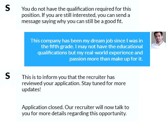 Optimizing recruitment process