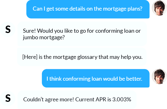 Mortgage advisor or loan advisor