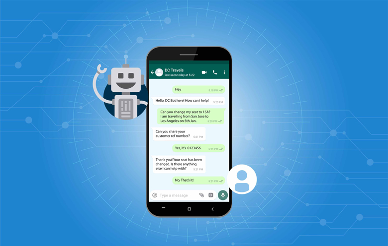chatbot for whatsapp