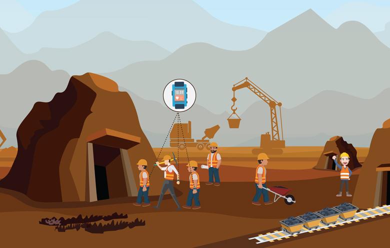 wearables-in-mining-industry