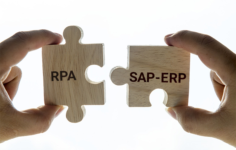 RPA integration with SAP