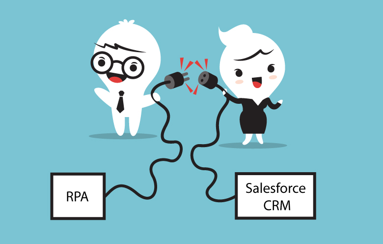 RPA-for-Salesforce-CRM