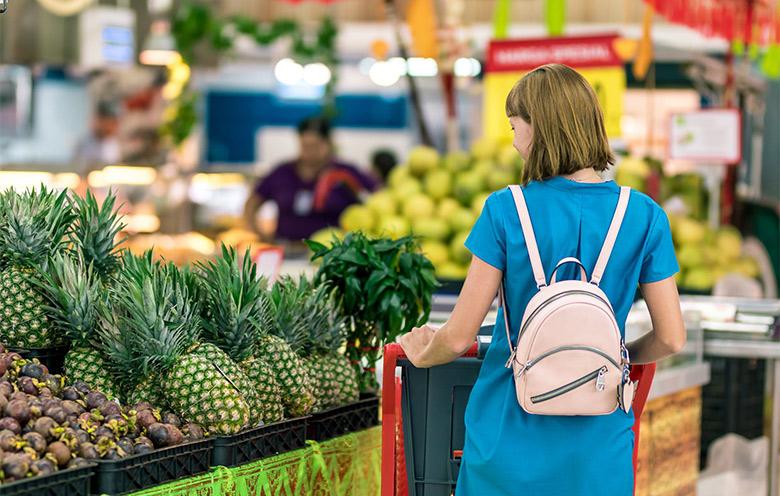 Smart food monitoring