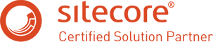 A Certified Sitecore Solution Partner