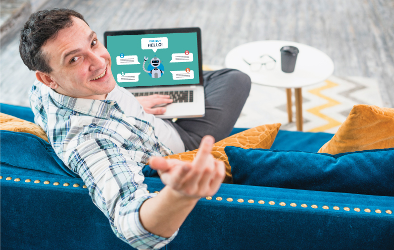 Deploy AI based chatbot