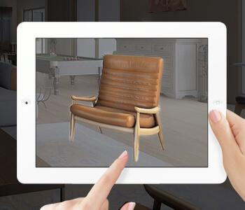 Superimposition-based AR app
