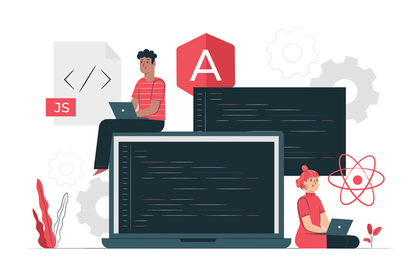 Angular Social and Interactive App development