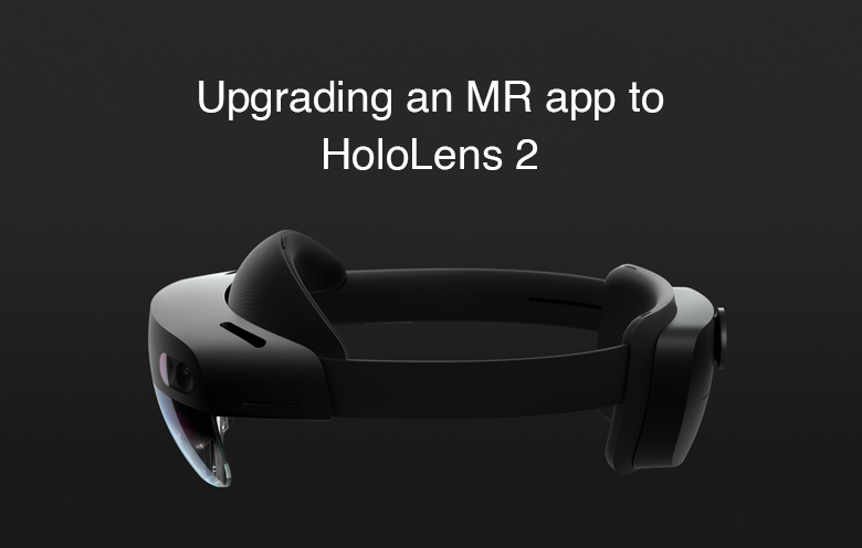 MR to Hololens