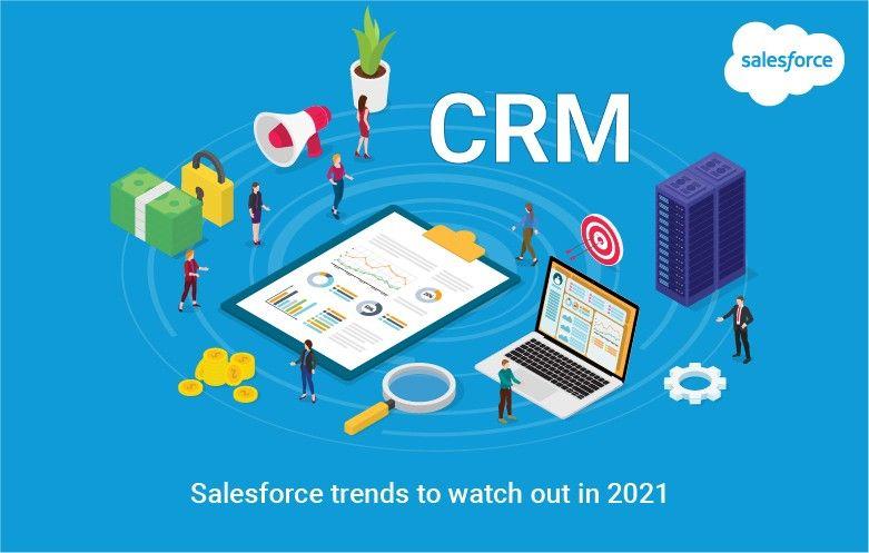 Salesforce trends in 2021