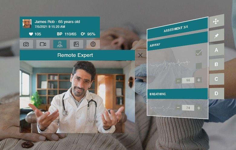 MR for Telemedicine