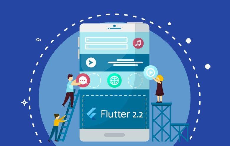 flutter 2.2 feature updates