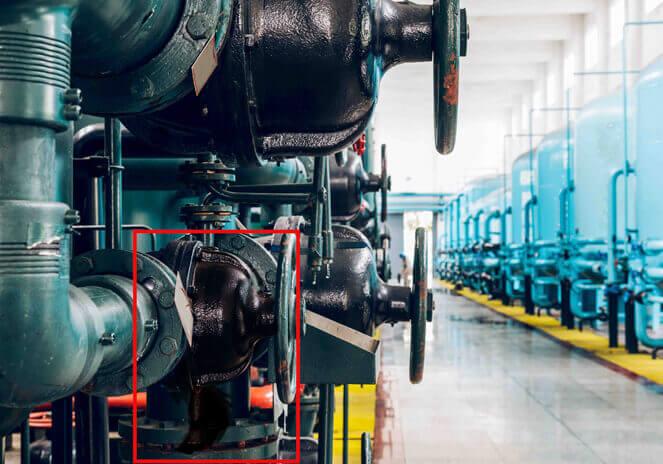 Liquid leak detection
