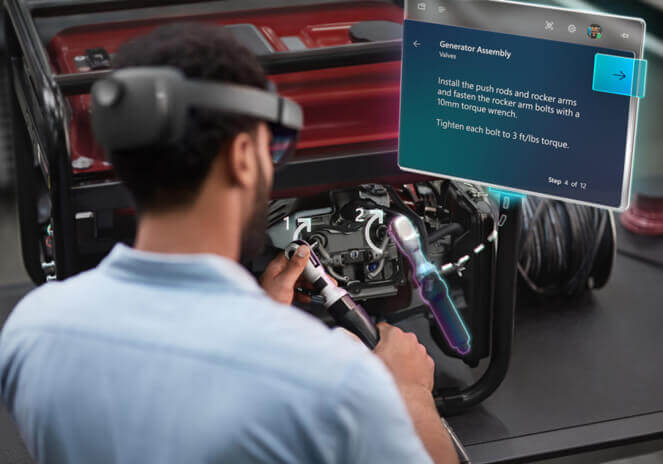 Computer vision and AR – A perfect blend of innovation